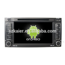 Hot selling android 4.2 OBD TPMS car radio for Volkswagen Touareg with GPS/Bluetooth/TV/3G/WIFI