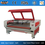 China highest quality best price leather cloth CO2 laser cutting engraving machinery MC1610