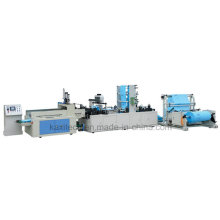 Máquina de fabricação de sacos PP não-tecida automática de alta velocidade