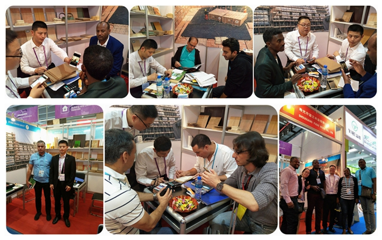 122th canton fair photos