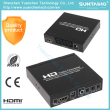 1080P HD Audio Video HDMI Converter for DVD HD Player