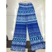 Caneleiras impressas por atacado indiano estilos meia-calça meia-calça