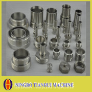 mechanical parts & fabrication services pipe fittings fast joint