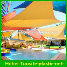 HDPE UV-beständiges Sonnensegel