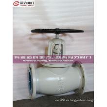 Precio de válvula de globo dúctil de hierro