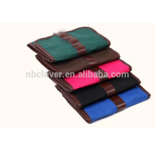 36 Pencil Capacity leather pencil wrap bag