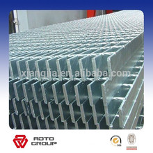 hot dip galvanized metal walkway / steel metal bar grating