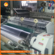 Machine de fabrication de film de bout droit de LLDPE FT-1500 de Fangtai double couche