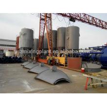 22m3 mini vertical Dry Mortar Storage Silo