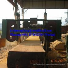 Scie à ruban de 70 po scie à ruban horizontale Mj1800 pour bois dur