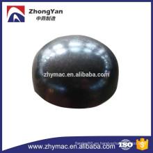 Carbono tubos de acero, casquillo final para tubo de acero