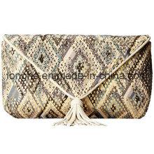Fashion Tassel Envelope Clutch/Crossbody Bag (LY0278)