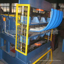 Trapezoidal Profile Metal Roofing Crimping Machine