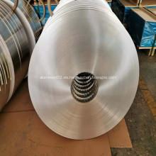 Anodizado 3003 4343 Tira de aluminio para material de aleta