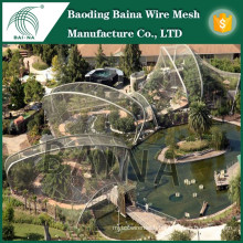 Aviary birds stainless steel wire mesh net