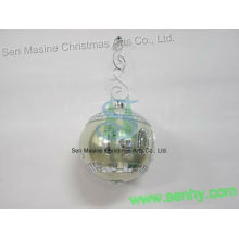 polished usb party rotating disco mirror ball