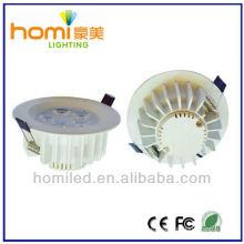 Techo de alta potencia led luz de puck