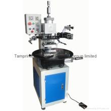 Machine d'estampage pneumatique pneumatique de table rotatoire de Tam-90-5