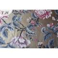 Tela floral del sofá 2016 Tejido de lujo y hermoso del telar jacquar