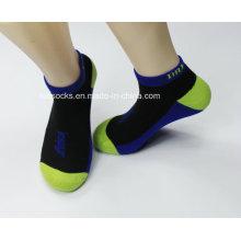 2016 Новый Дизайн Мужчины Невидимые Носки Низкая Вырезать Щиколотки Носки