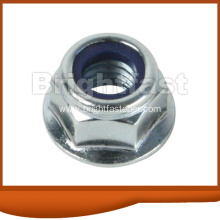 Best Quality for Top Lock Nut Nylon Lock Flange Nuts supply to Tuvalu Importers
