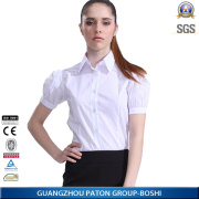 Latest New Models of Fabric Shirt Blouse, Office Ladies Wear Shirt Bouse