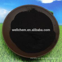 La fuente china de la fábrica de la venta caliente profesional directamente el polvo del ácido húmico de la escama del polvo