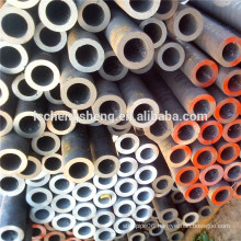 ASTM 1045 Cold drawn seamless black steel tube factory price