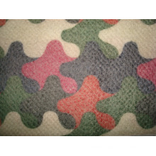 Print Single Terry Fleece Knitting Fabric