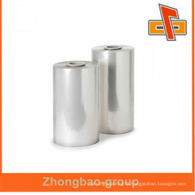 China wholesale best sale clear Pof Wrap Plastic Film jumbo roll for packaging