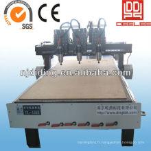 Machine de gravure CNC d'interface PCI