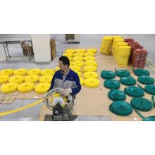 Silicon Rubber Overhead Power Line Insulation Cover 110kv