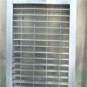 Carbon Steel Bar Grating
