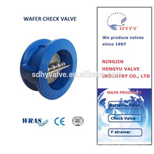 Cast Iron/Stainless steel wafer type check valve