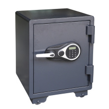 Electronic fireproof safes