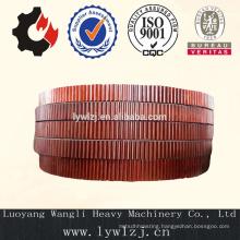 Custom Mill Casting Gear Ring