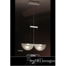 New European Style Chic G9 Modern Glass Pendant Lamp Fixtures