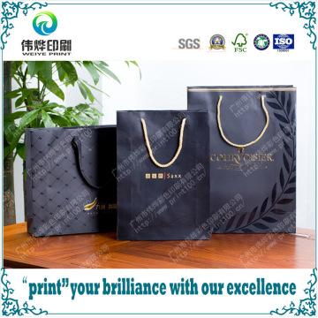 Custom Paper Printing Promotion Packaging Gift Bag
