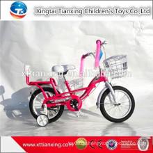 Hochwertiges Gelbes Mädchen-Kind-Fahrrad / Minikind-Schmutz-Fahrrad