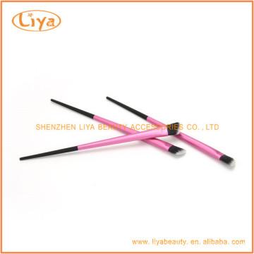 OEM-synthetische Haare Make-up Pinsel-Set Pink