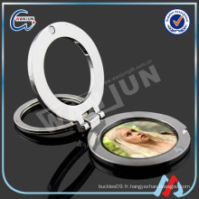 Porte-clés photo en gros keyholder photo keyring