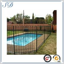 Painéis de piscina fábrica china painéis de vedação temporária
