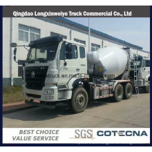 Competitive Price Haohan 6X4 4cbm Mixer Truck