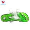 Bloco de calor macio do deslizador de almofada do calor do PVC para o pé que relaxa