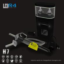 Fábrica directamente al por mayor r4 led bulbos del coche 30 w 40 w 3600lm 4800lm 12 v 24 v h7 led kit