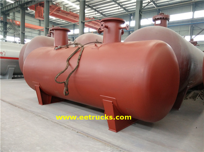 Horizontal Mounded LPG Bullet Tanks