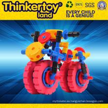 Educativos coloridos bloques de construcción EVA juguete de educación