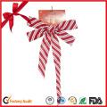 Großhandel benutzerdefinierte Samt Band Bow