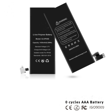 Batteria del telefono Li-ion 3.7v 3.7v per iPhone 4s