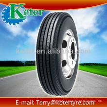Neumático del remolque del neumático del camión de la marca 11R22.5 de DoubleHappiness